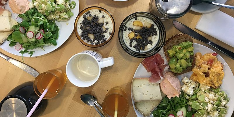 brunch café albertine rennes