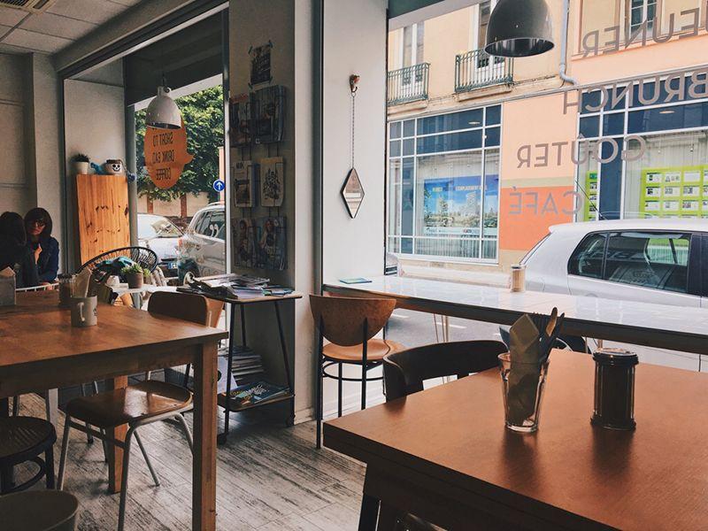 Salle Café Albertine