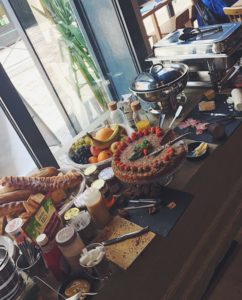 Buffet brunch OEUF