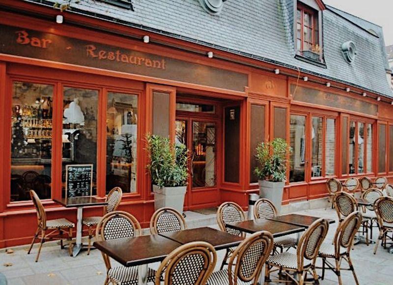Café Babylone Extérieur